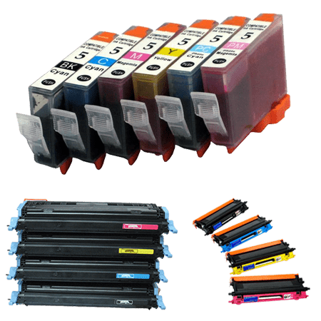 Difference Between Toner and Ink