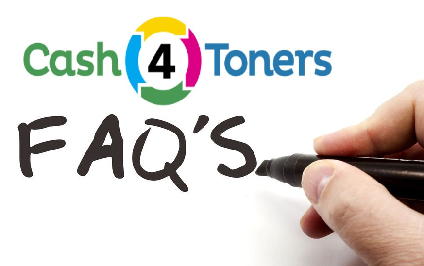 Cash4Toners Frequently Asked Questions