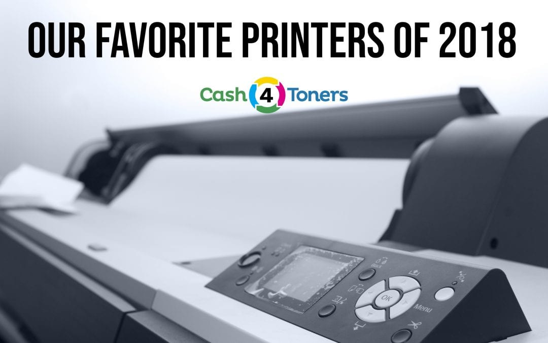 2018 Printer Picks: Our Editors' Top Choices