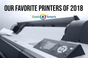 Our Favorite Printers Of 2018
