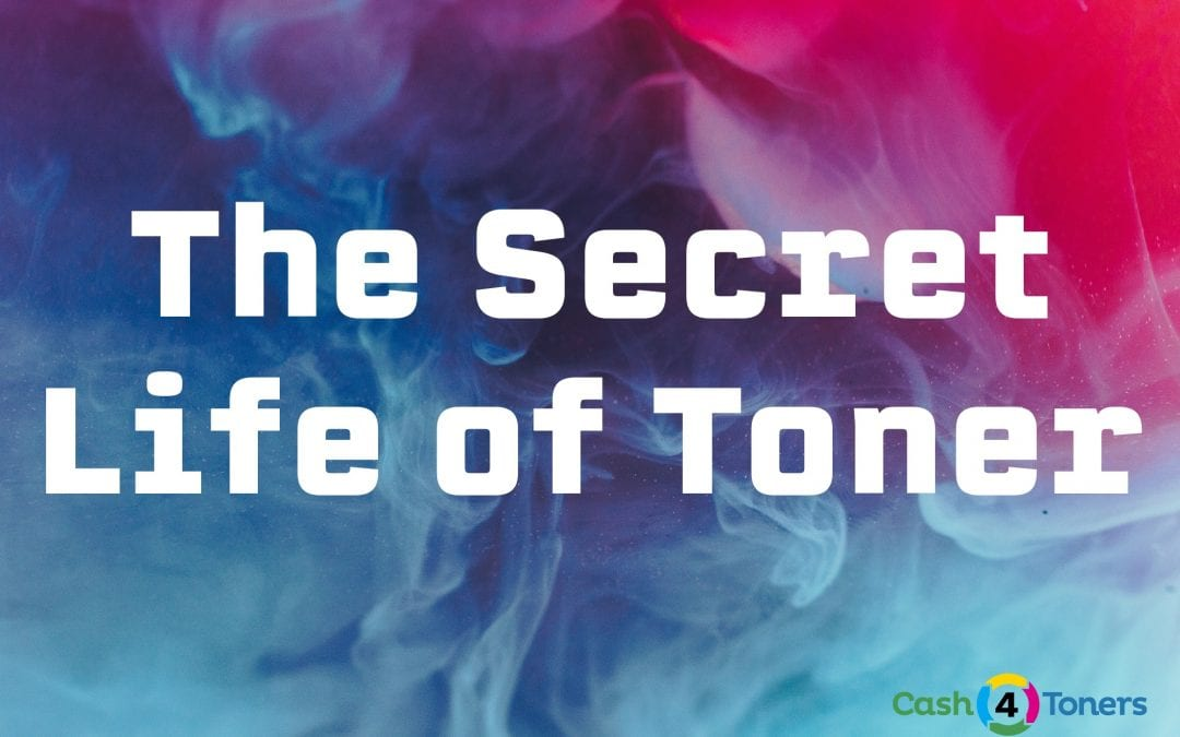 Inside The Cartridge: The Secret Life Of Toner