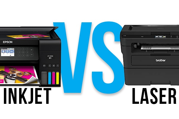 Laser Printers vs. Inkjet Printers: What's The Difference?