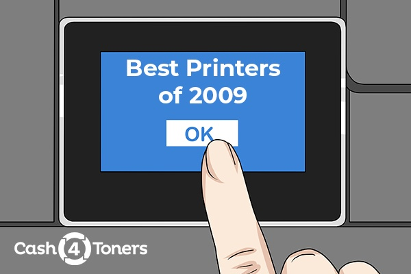 10 Best Laser Printers Of 2009: Where Are They Now?