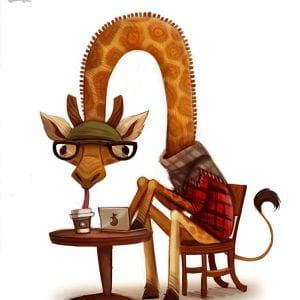 The Hacker Giraffe claimed responsibility for the PewDiePie printer hack.