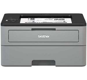 Brother Compact Monochrome Laser Printer, HL-L2350DW