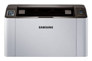 The Samsung Xpress M2020W Wireless Monochrome Laser Printer
