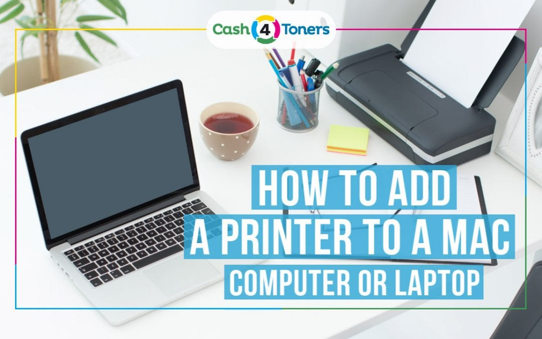 How To Add A Printer To A Mac Desktop or Laptop