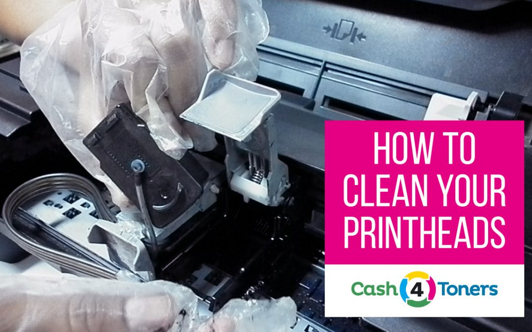 How to Clean Your Printheads