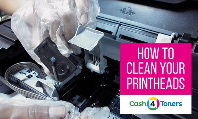 How to clean your print heads