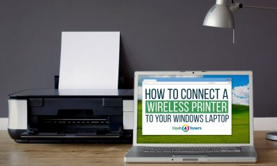 Connect a wireless printer to windows laptop