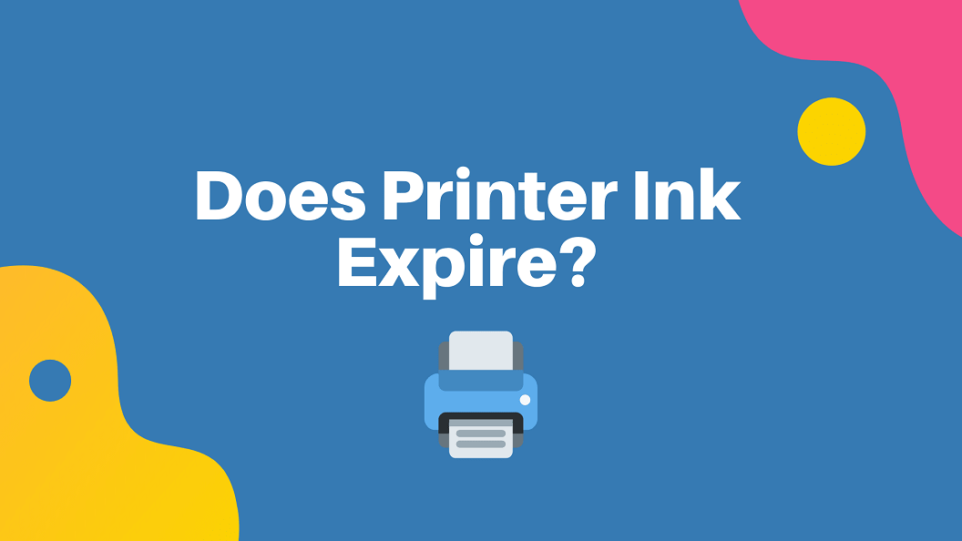 Does Printer Ink Expire