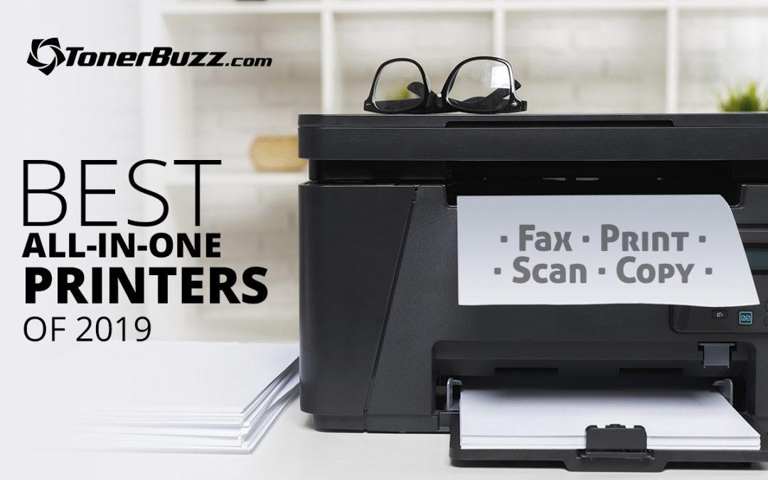 Best All-In-One Printers Of 2019