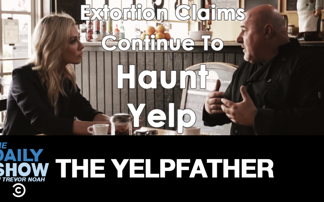 Extortion Claims Continue To Haunt Yelp