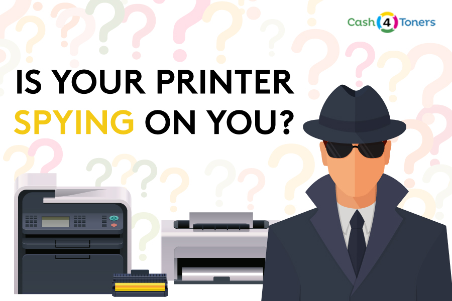 Is Your Printer Spying On You