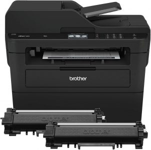 All in one monochrome laser printer - Brother-MFC-L2750DWXL