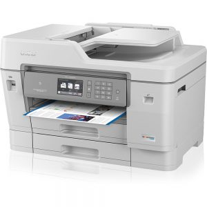 Multifunction color printer - Brother MFCJ6945DW