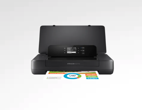 HP MobileJet OfficeJet 200