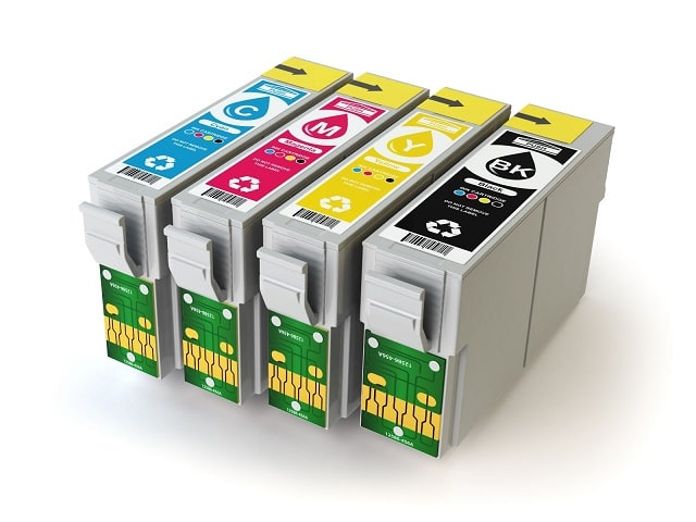 Computer chips on ink cartridges